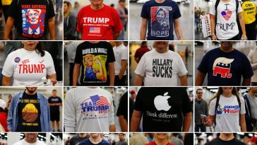 Donald Trump T-shirts