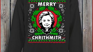 merry-chrithmith-hillary-clinton-christmas-sweater-sweat-shirt
