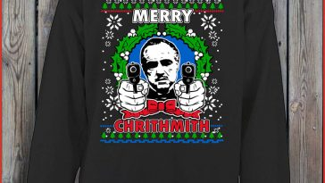 The Godfather CHRISTMAS Funny Sweater
