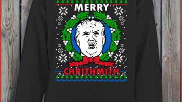 merry-chrithmith-donald-trump-christmas-funny-sweater
