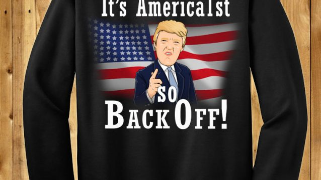 Trump It's America1st