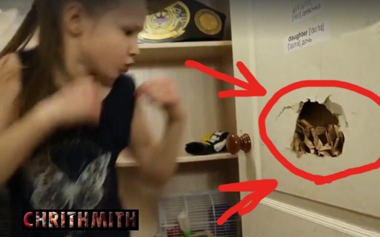boxing-little-girl