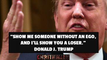 trump-ego