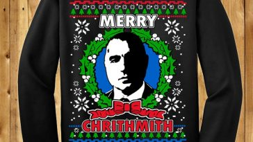 Merry Chrithmith BOYKO Christmas Sweater