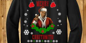 Mike Tyson Merry Chrithmith Platinum Edition